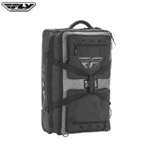 Fly 2017 Tour Roller Bag (Black/Heather) Size Medium 11x16x28